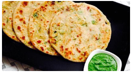 WHOLESOME MULTIGRAIN MIX VEG PARATHA